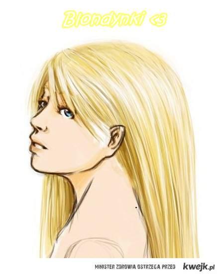 blondyny.