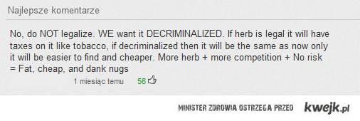 Cała prawda o legalizacji