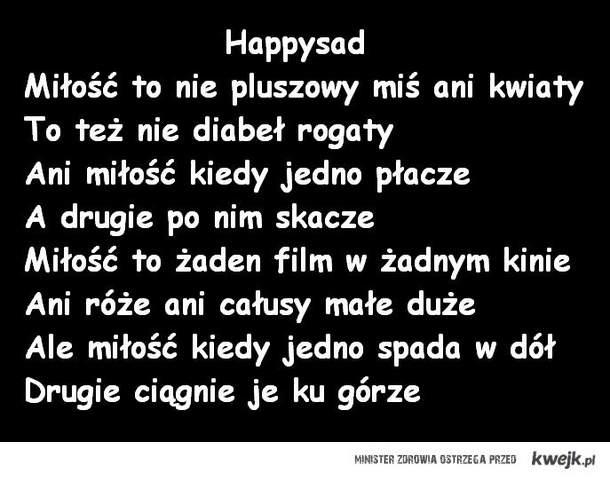 happysad...