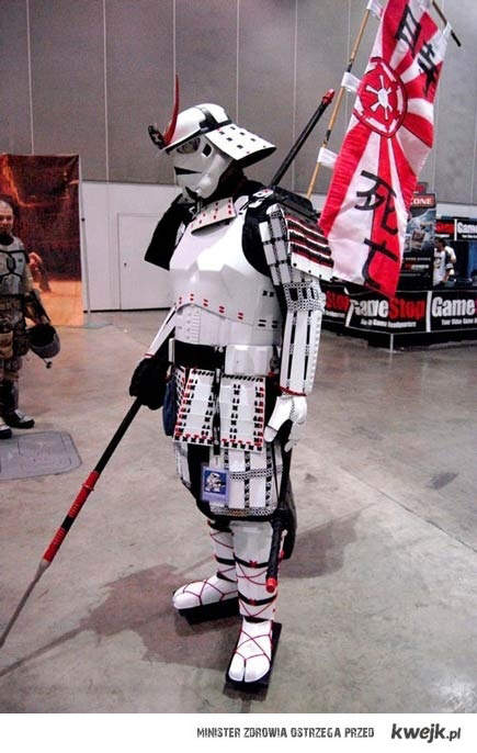 Szturmowiec samuraj
