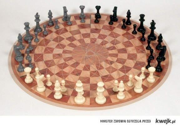 Szachy dla 3 graczy