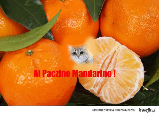Al PAczino Mandarino