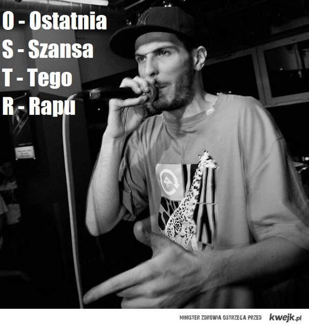 O.S.T.R ♥