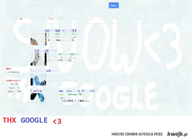 thx google