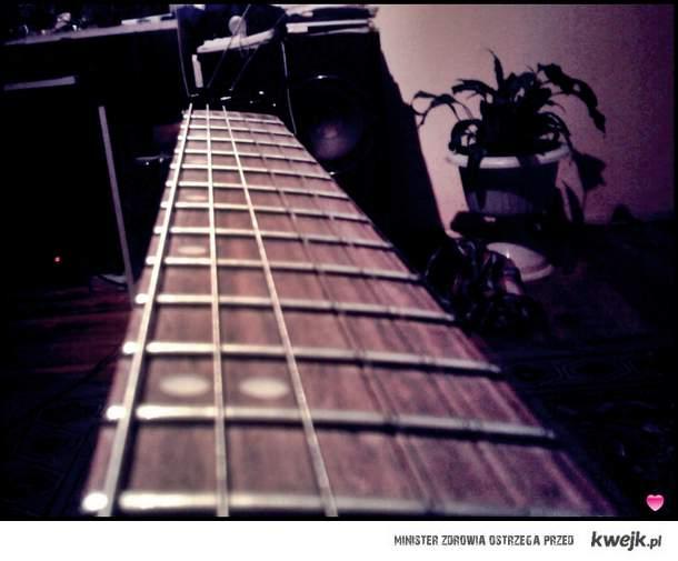 gitara ! ♥