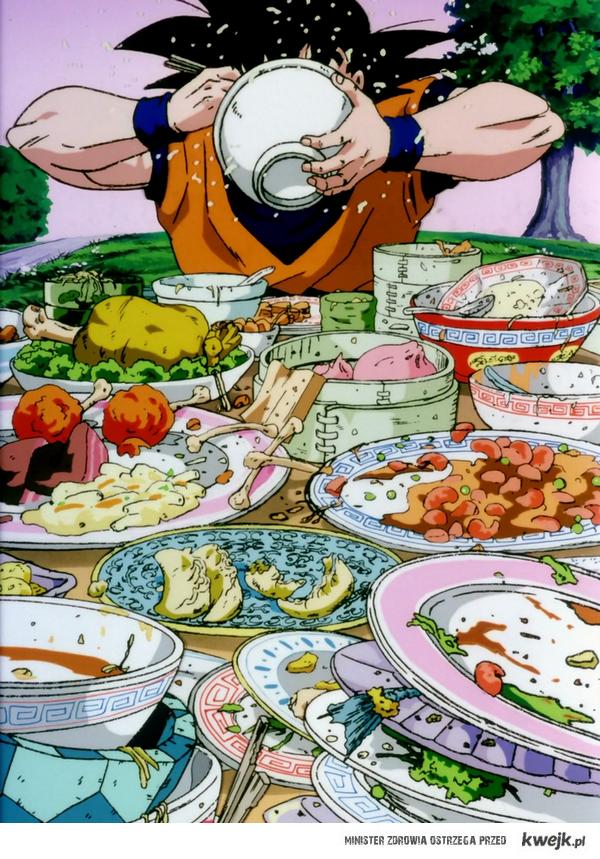 Goku je