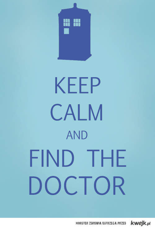 Find Doctor Who
