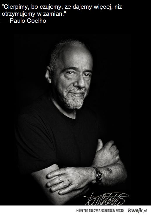 Cytat Paulo Coelho