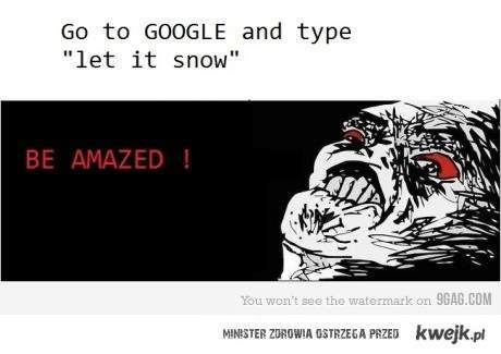 Śnieg!!