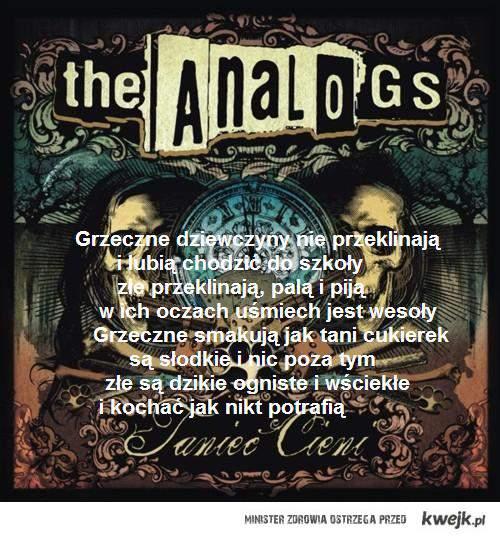 dziewczyny the analogs