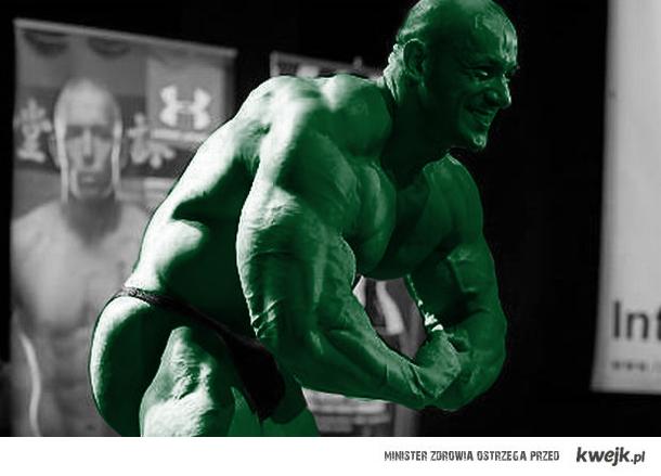 Hardkorowy Hulk