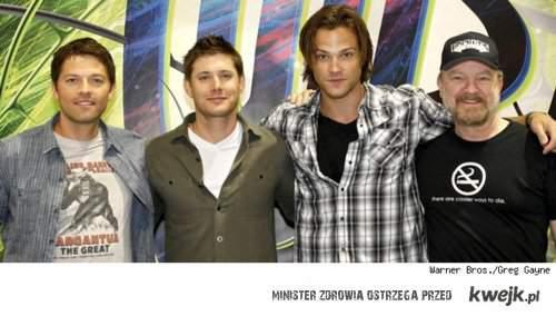 Ekipa Supernatural