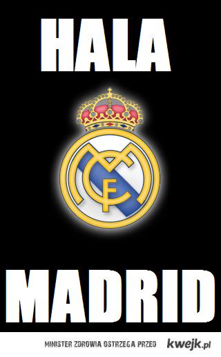 Hala Madrid ♥