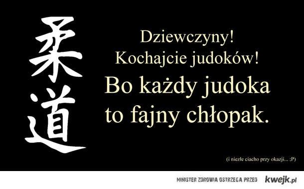 Każdy judoka to fajny chlopak