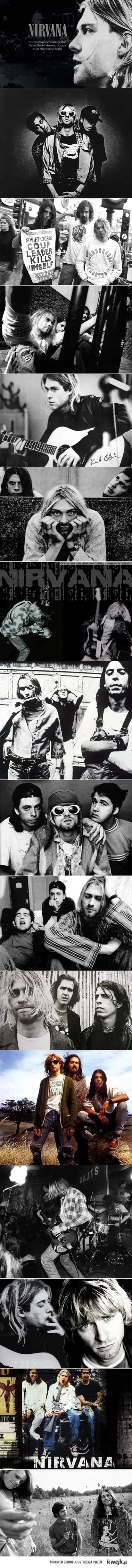 Nirvana forever <3
