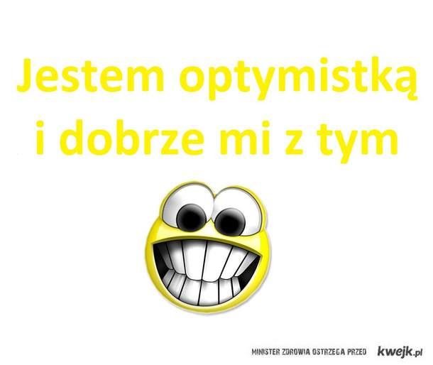 optymistka
