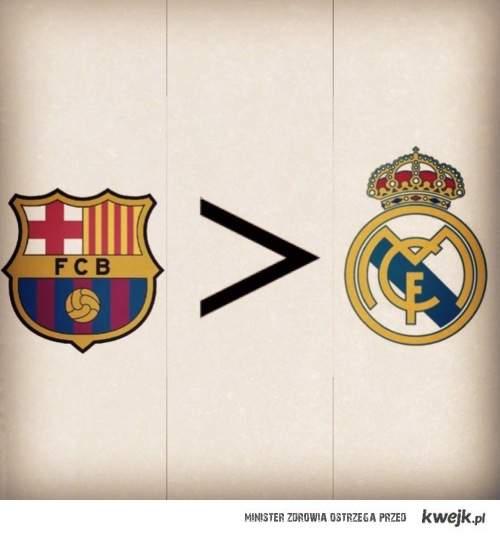Barca > Real
