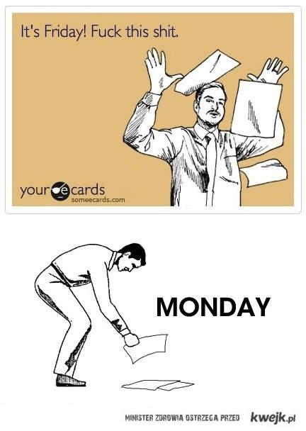jest piątek