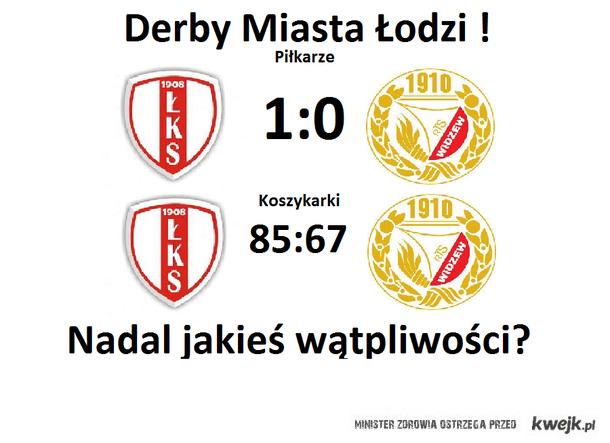 Derby Miasta Łodzi