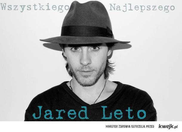 Jared Leto 40!