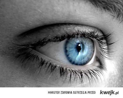 Niebieskie oczy są najlepsze