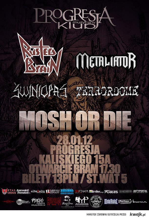 mosh or die 28.01.12
