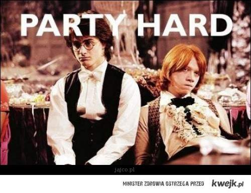 party hard hp