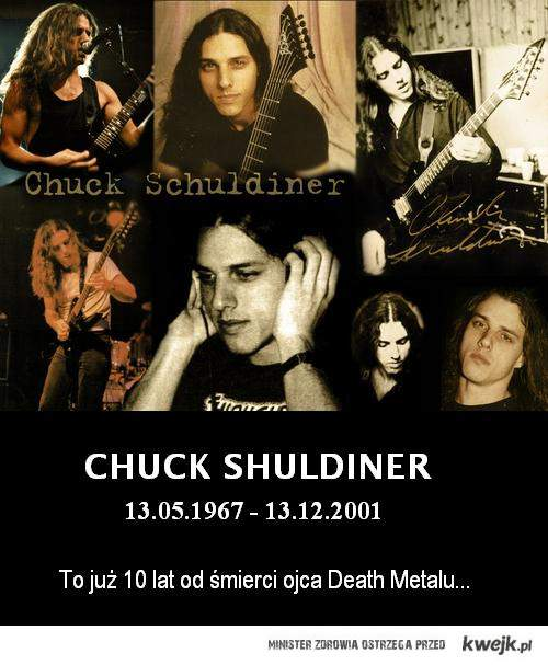 Chuck Shuldiner