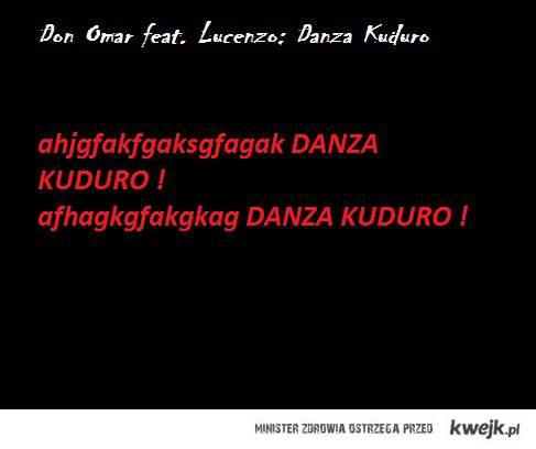 Danza Kuduro :D