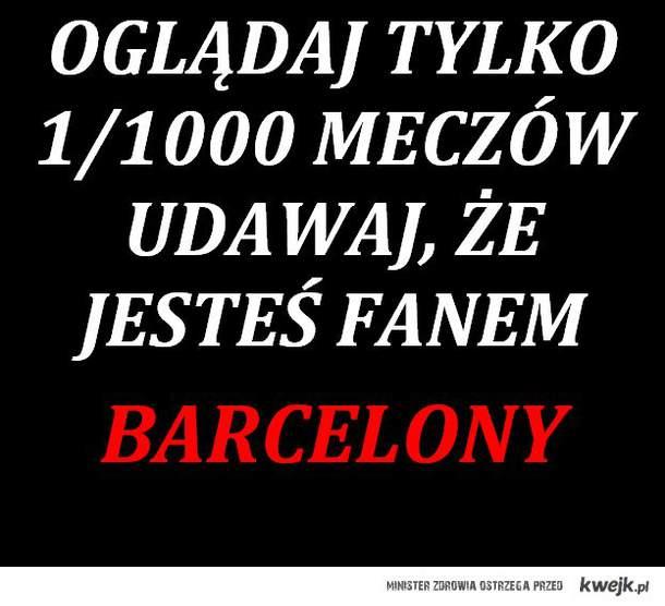 """kibice"" Barcelony"