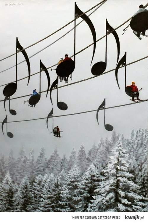 muzyczny wyciąg