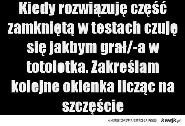 testy.