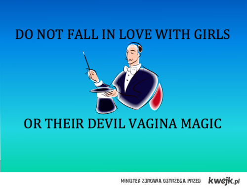 Devil vagina magic