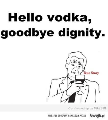 Hello vodka