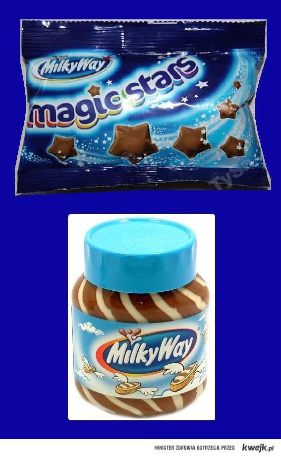 Milky way!