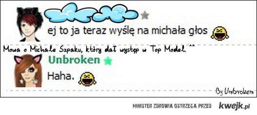 Michał Szpak.