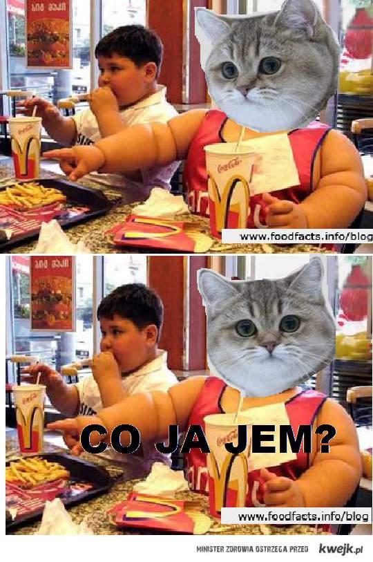 Co ja jem? McDonald's