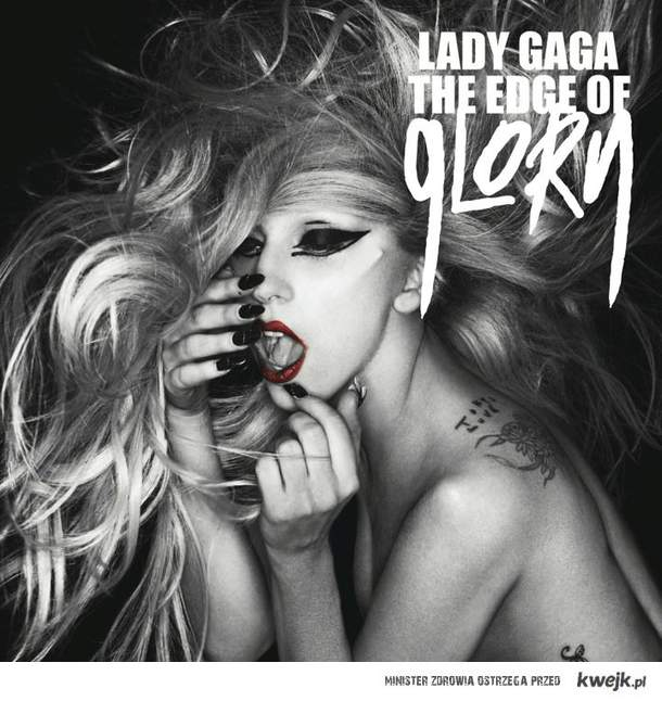 The Edge Of Glory Lady Gaga