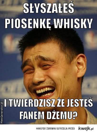 Dżemu whisky