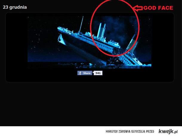 bóg oglądał titanica