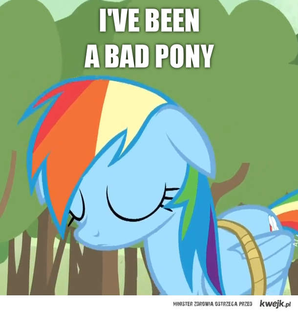 Bad Pony