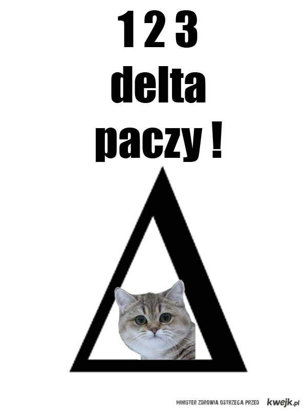 123 delta paczy!