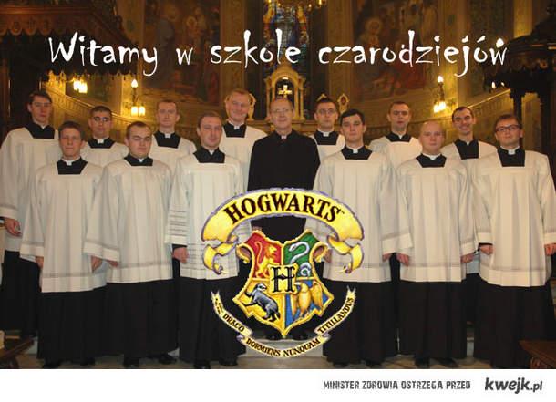 Prawdziwy Hogwart