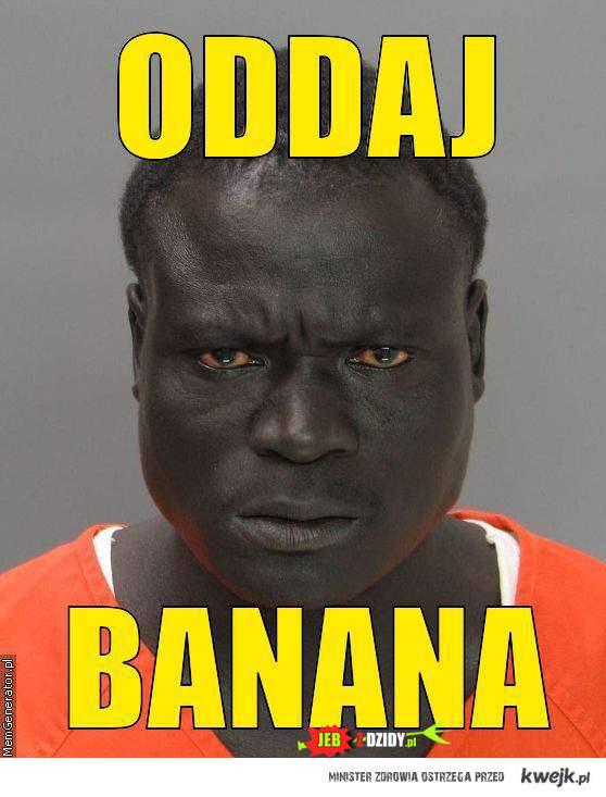 oddaj banana