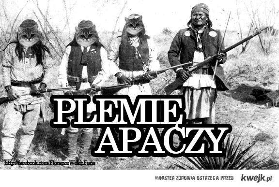 Plemię Apaczy