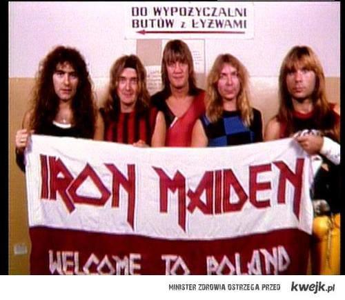 Iron Maiden 1984 <3