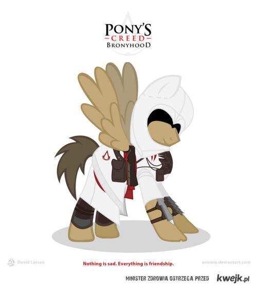 Pony Assassin