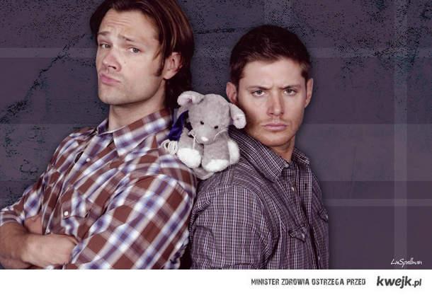 sam&dean-Adorable