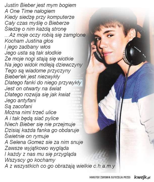 Belieber Song ♥