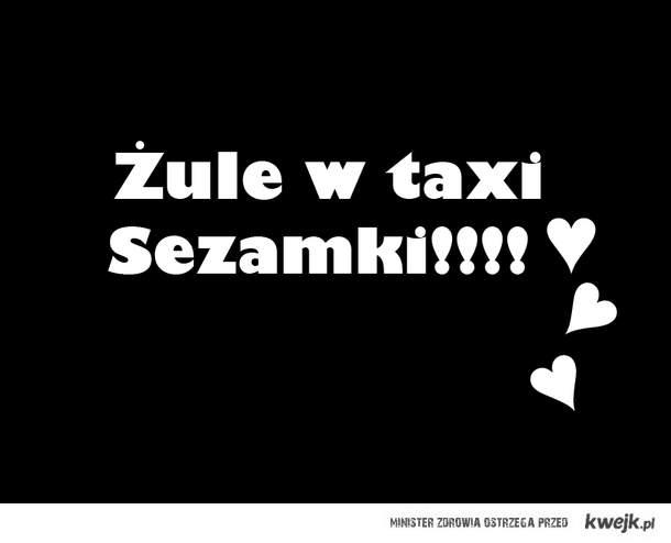 Żule w taxi!!!